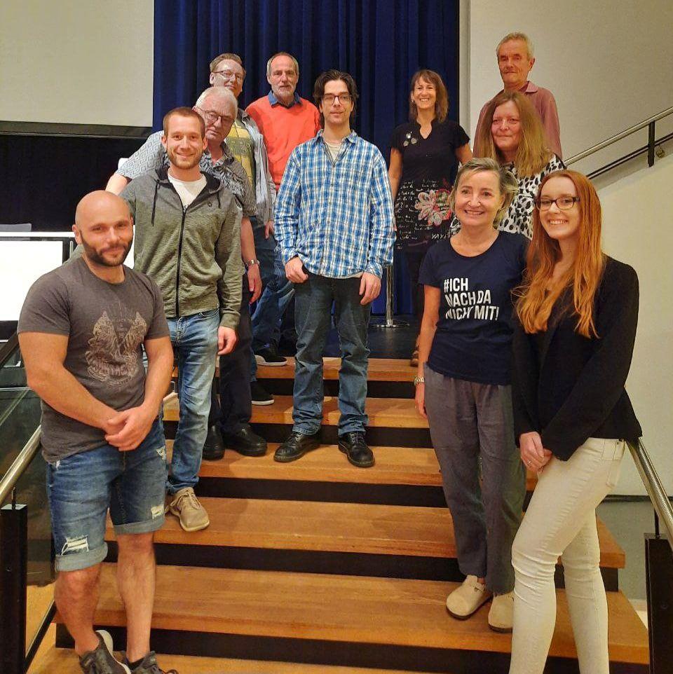 dieBasis Rheinland-Pfalz Vorstandschaft